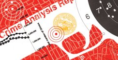 Crime analytics Mapping Predicitive Policing