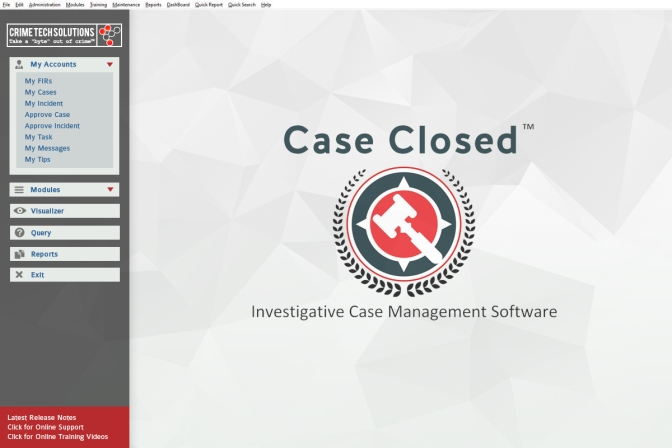 Critical Capabilities for Case Management Software? Case Closed!