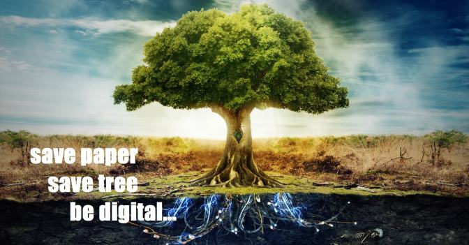 Save a tree… Go digital for investigation case management!