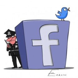 Image result for police and social media